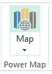 Excel Power Map