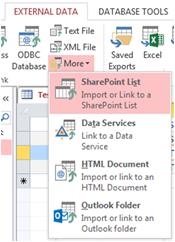 External Data