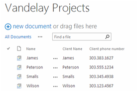 SharePoint Document Set