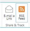 SharePoint RSS Feed