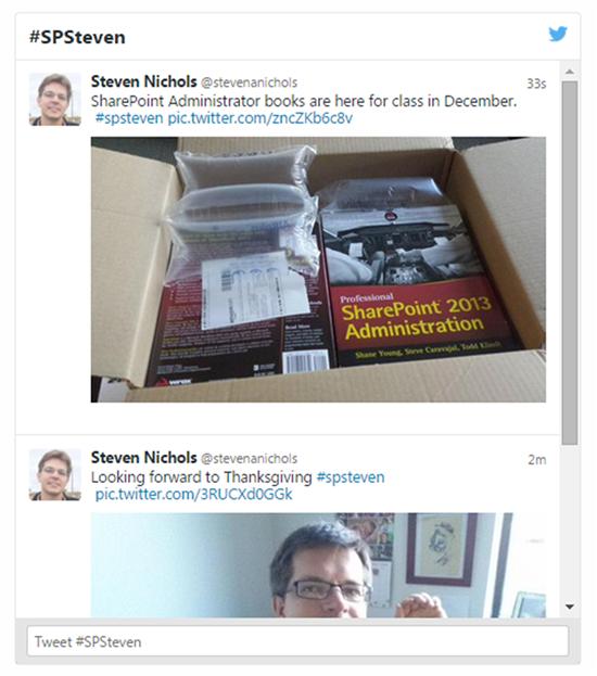 SharePoint Slideshow | Steven A Nichols